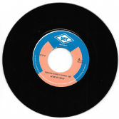 African Youth - Forward Down A Channel One / version (Uer) 7""